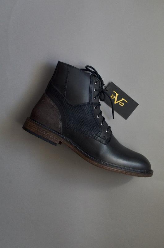 -30 % зимние ботинки versace 19.69 оригинал италия. 45 46 - 30...
