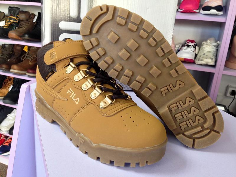 -20% ботинки fila weathertech оригинал. осень-зима 37 38 39 - Фото 5