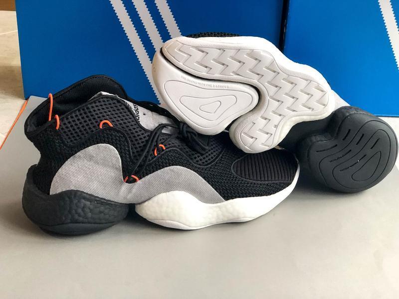 Кроссовки adidas crazy byw оригинал 42.5 44 44.5 45 46 - Фото 5
