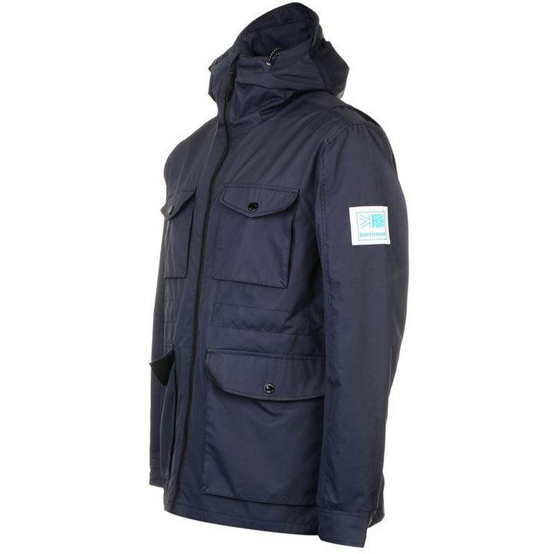 Куртка парка мужская karrimor k100 оригинал m, l