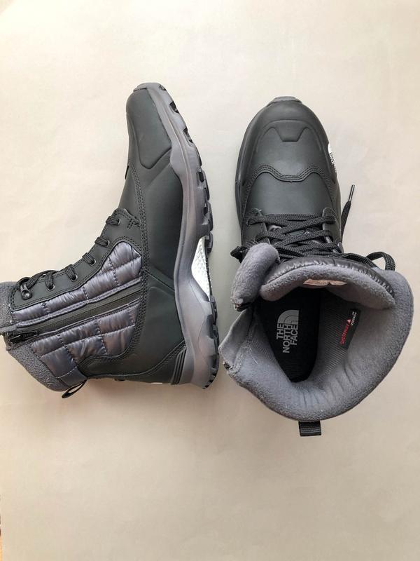 -10 % зимние ботинки the north face thermoball boot zipper - Фото 2