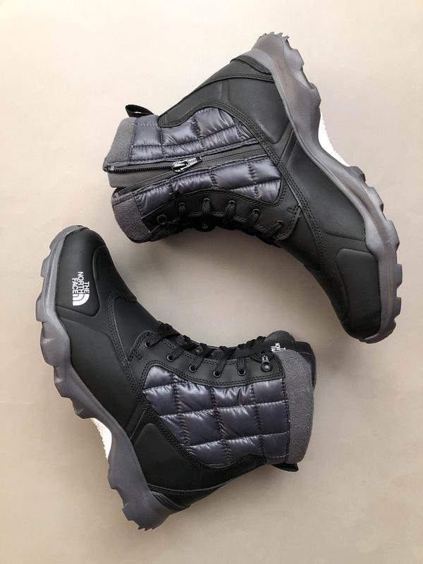 -10 % зимние ботинки the north face thermoball boot zipper - Фото 3