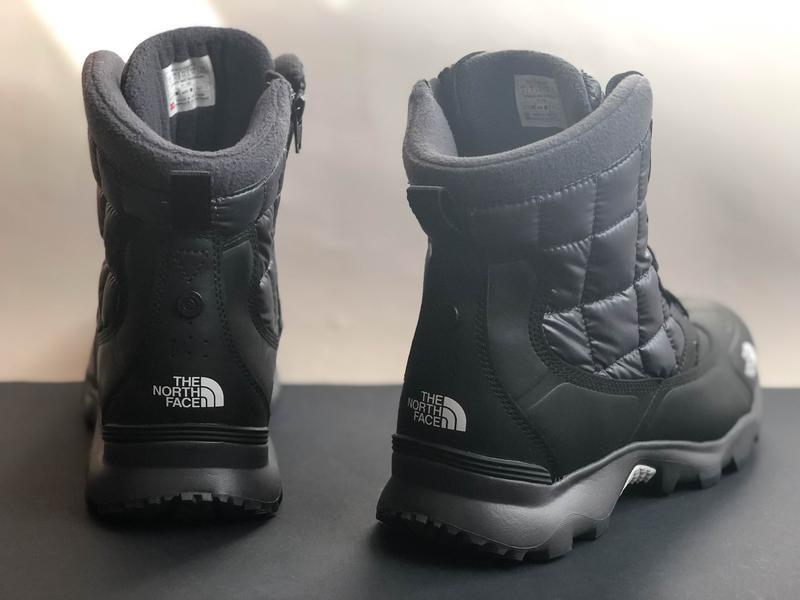 -10 % зимние ботинки the north face thermoball boot zipper - Фото 4