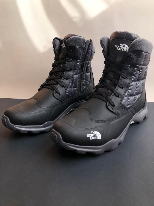 -10 % зимние ботинки the north face thermoball boot zipper - Фото 5