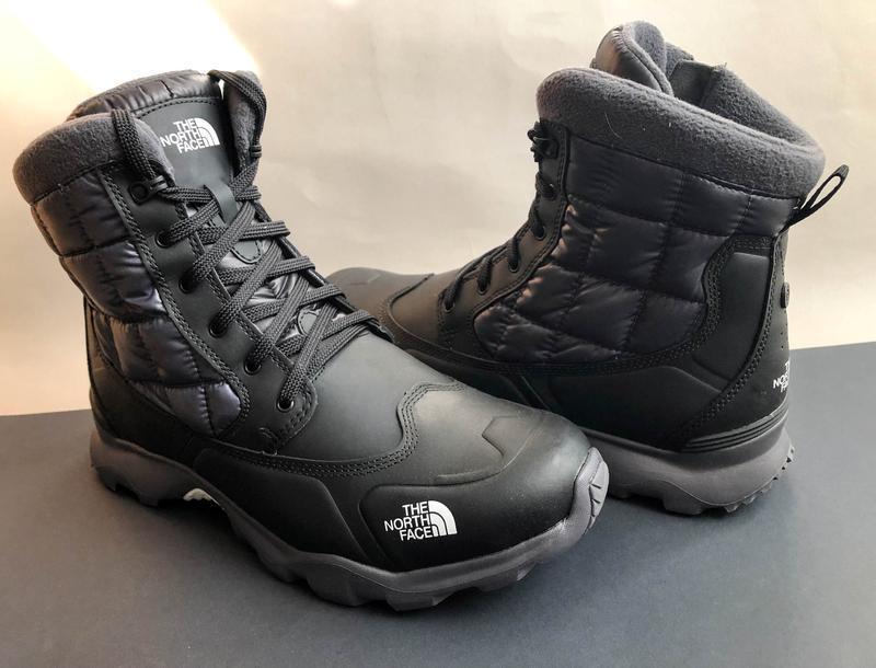-10 % зимние ботинки the north face thermoball boot zipper - Фото 7