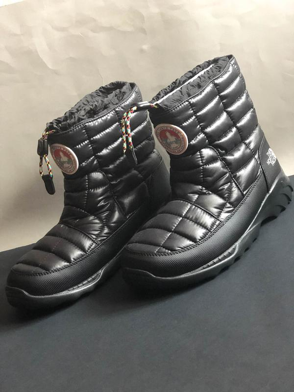 Ботинки the north face thermoball bootie ii