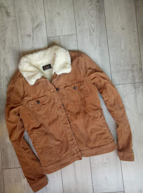 Вильветовая куртка