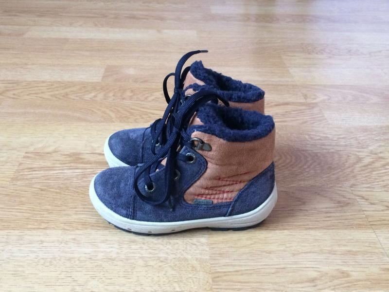 Зимние термо ботинки superfit австрия 24 размера
