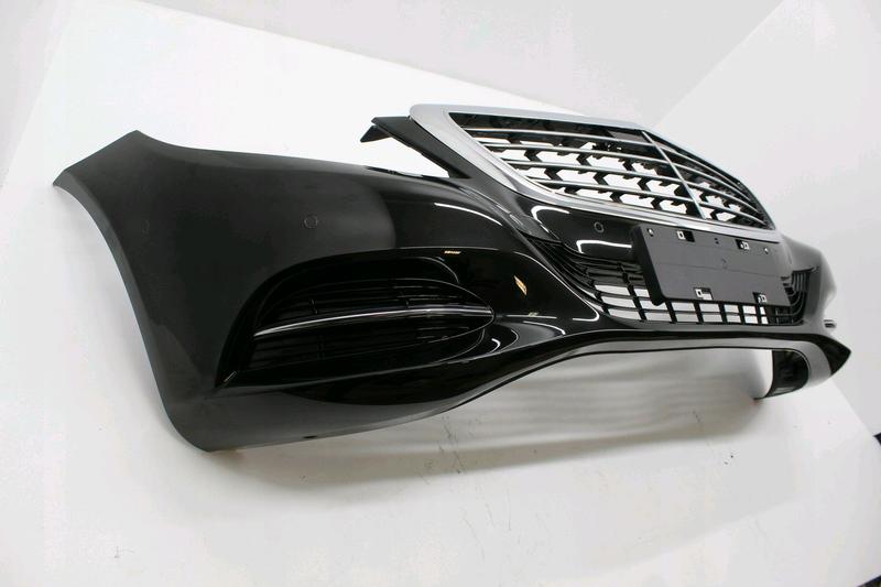 Бампер передній Mercedes S-klasse W220 S400