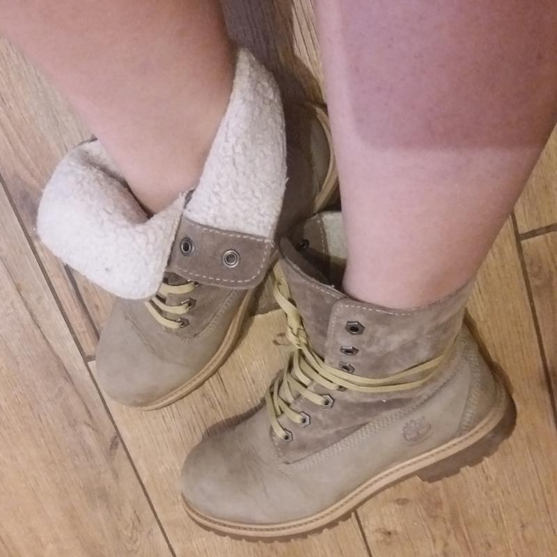 Теплые брендовые ботинки. timberland original.тимберленды ориг...