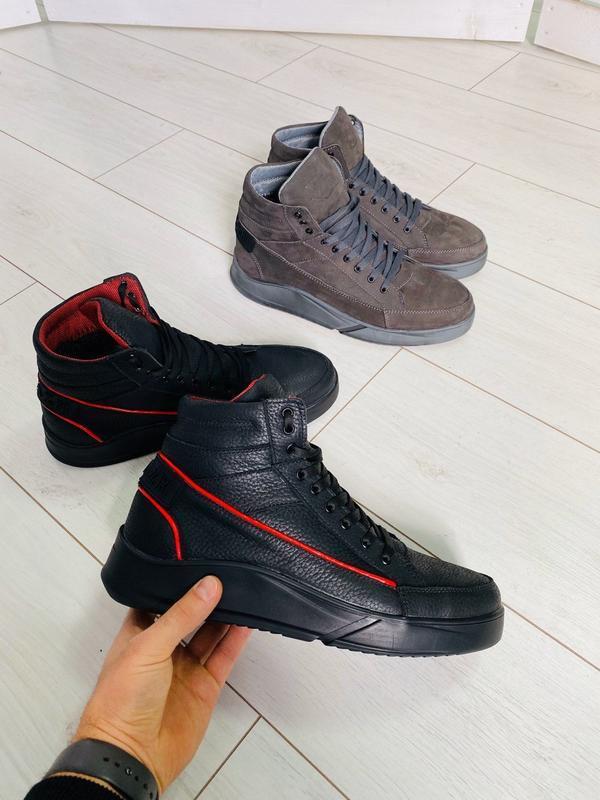 Lux обувь! твоя идеальная пара на эту зиму 😍 натуральные ботин...