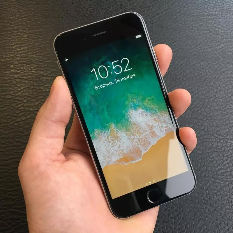 Apple iPhone 6s 32Gb Space Gray Neverlock Оригинал Б/У Идеал