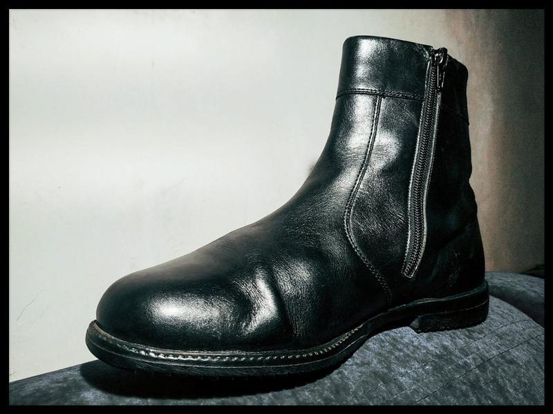 Осенние кожаные ботинки немецкого бренда salamander - Фото 3