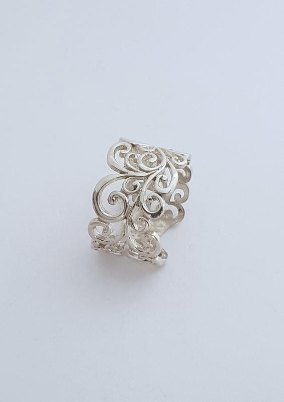 Серебряное кольцо  , серебро 925 проба
