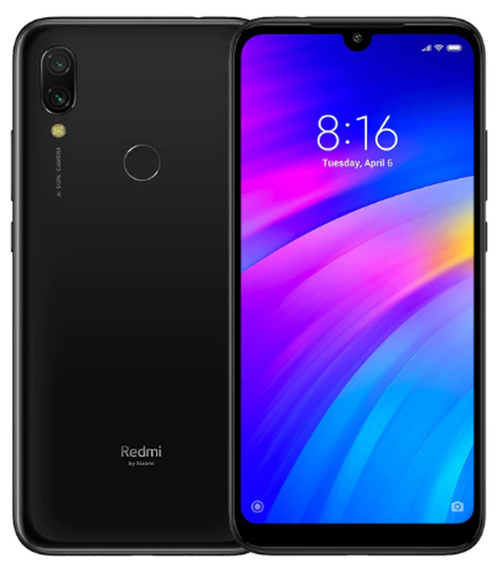 "Xiaomi Redmi 7 3/32GB Global ROM 6,26"" MIUI 10.2 4000mA/h origina"