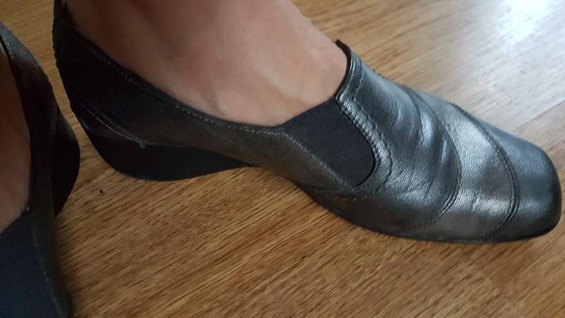 Кожаные туфли (0320)