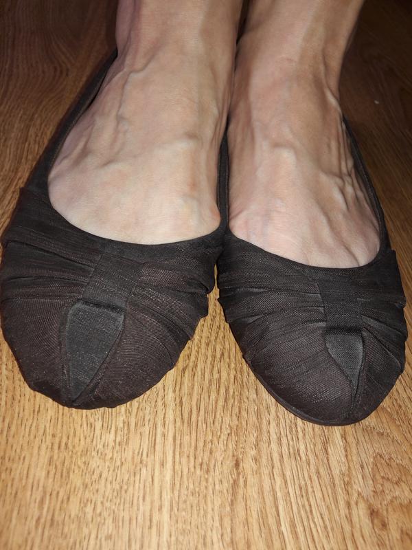 Практически новые балетки (0102) - Фото 2