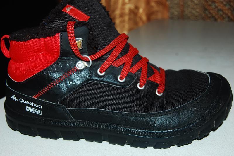 Термо ботинки quechua 37 размер