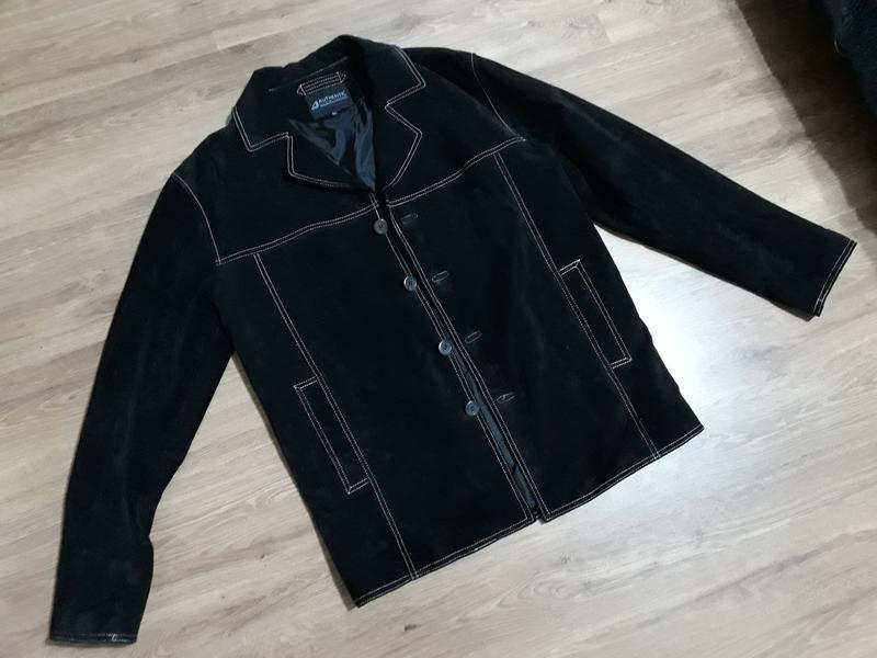 Куртка/пиджак из натуральной замши