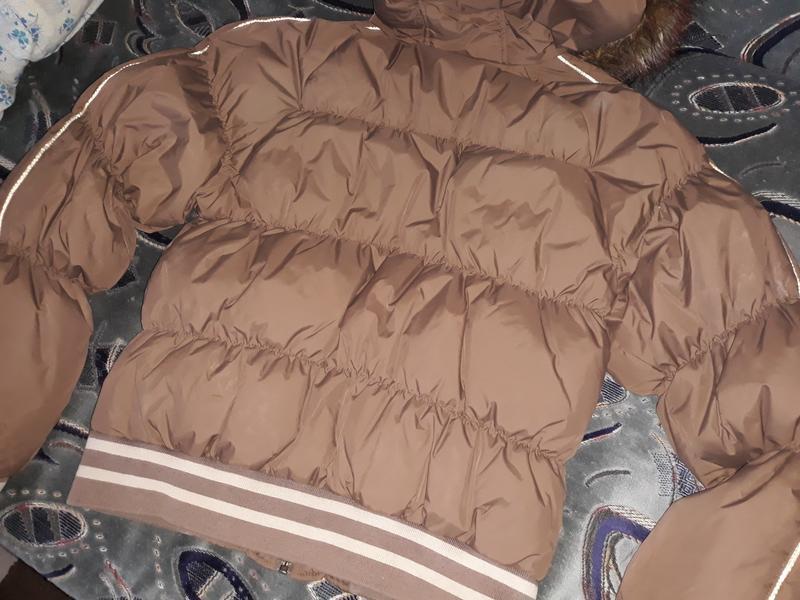 Зимний теплейший пуховик на гусином пухе - Фото 2