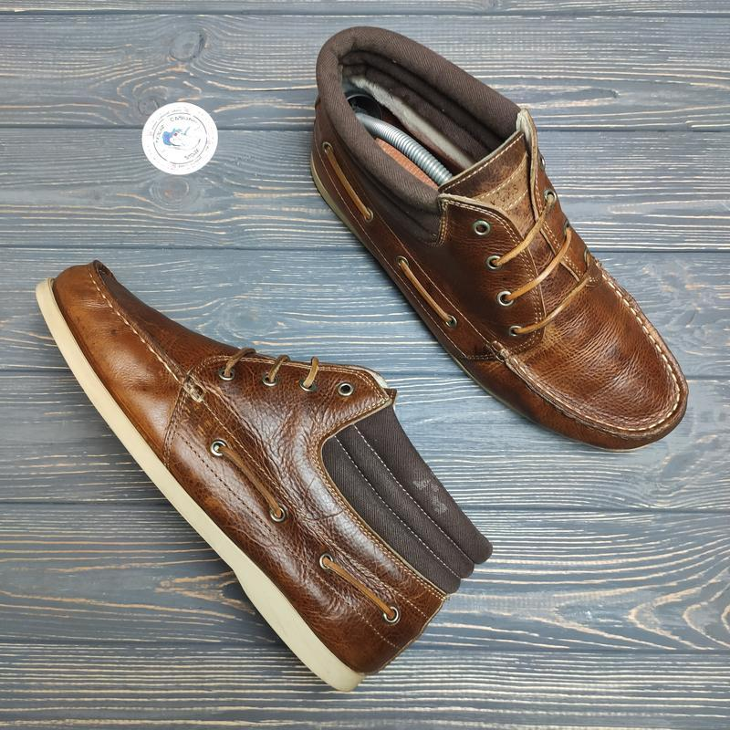 Кожаные ботинки nanny state оригинал!