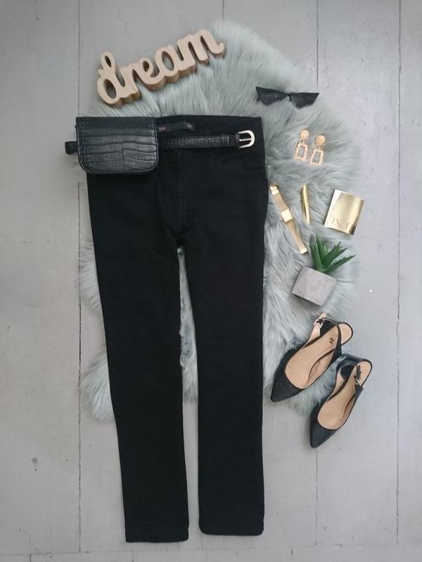 Актуальные зауженные джинсы slim №49max