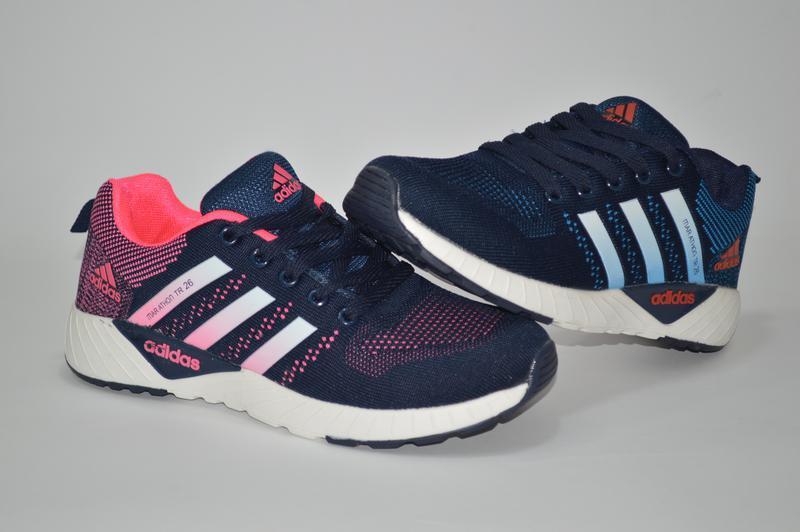 Женские кроссовки adidas maratho, два цвета