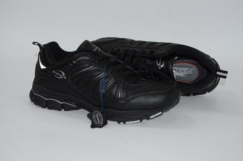 Мужские кроссовки,кожа, 41-46,724с - Фото 2