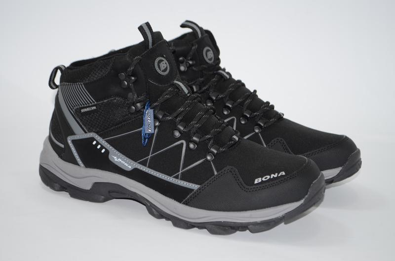 Зимние ботинки от bona,бона, оригинал