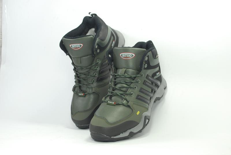 Зимние мужские кроссовки, ботинки, недорого