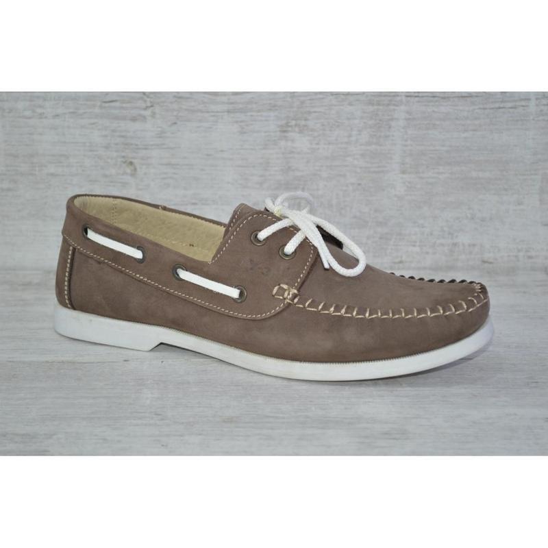 Мужские туфли, топ - сайдеры