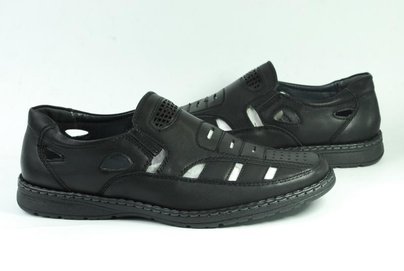 Мужские летние сандалии, недорого, черного цвета