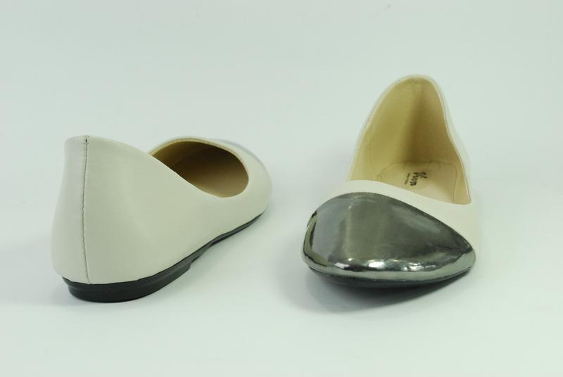 Женские кожаные балетки,распродажа - Фото 4