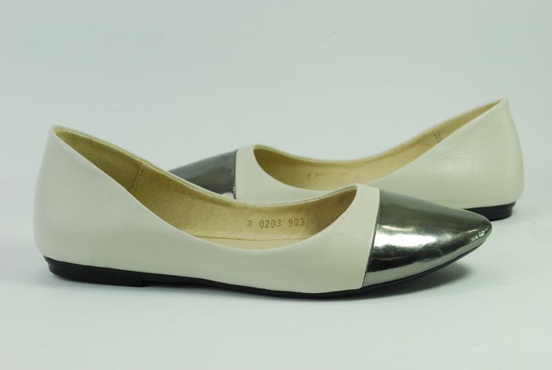 Женские кожаные балетки,распродажа - Фото 6