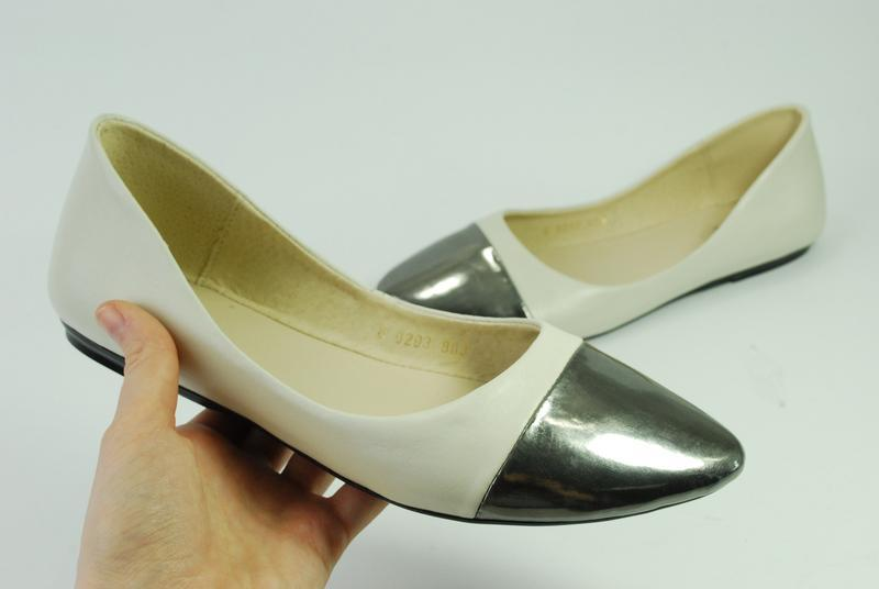 Женские кожаные балетки,распродажа - Фото 7