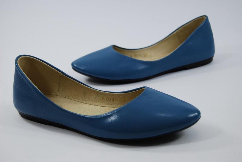 Женские кожаные балетки, туфли, распродажа