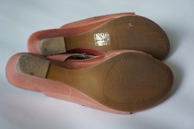 Босоножки на танкетке шлепанцы m.shoes новые в родной коробке - Фото 5