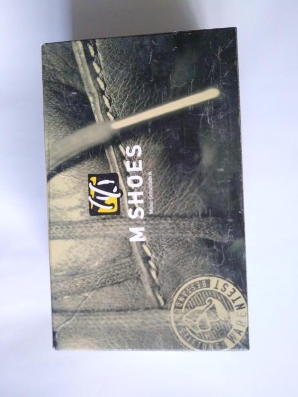 Босоножки на танкетке шлепанцы m.shoes новые в родной коробке - Фото 6