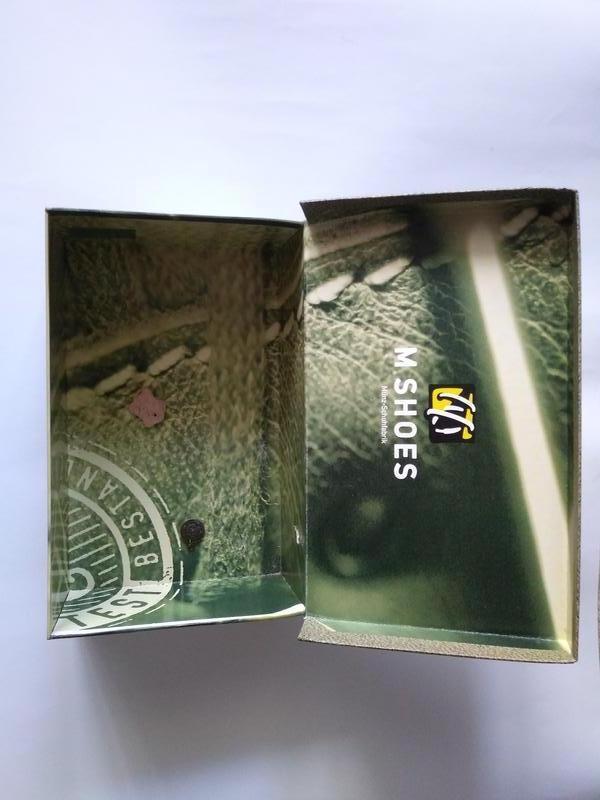 Босоножки на танкетке шлепанцы m.shoes новые в родной коробке - Фото 8