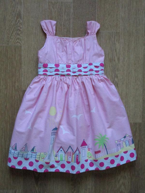 Стильное пышное платье