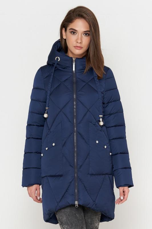 Зимняя женская куртка tiger force