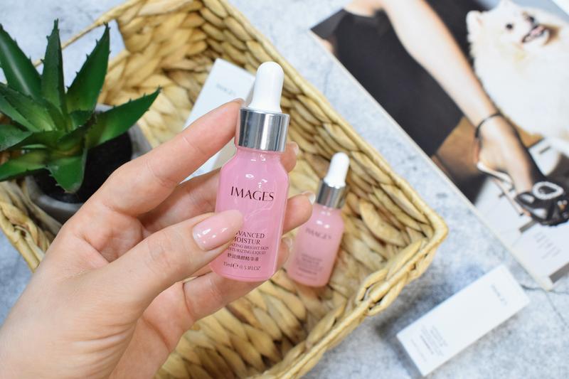 Увлажняющая сыворотка для лица images moisturizing beauty liquid