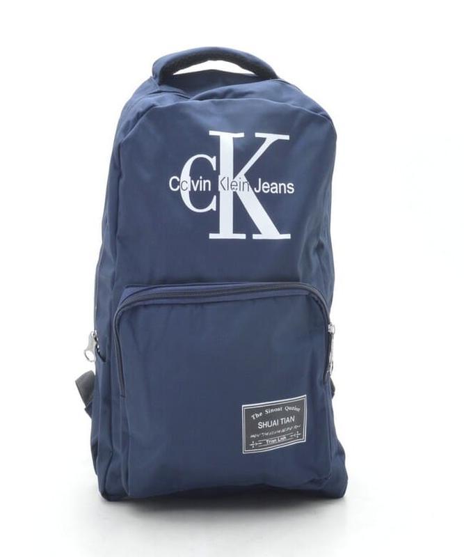 Рюкзак Calvin Klein синий