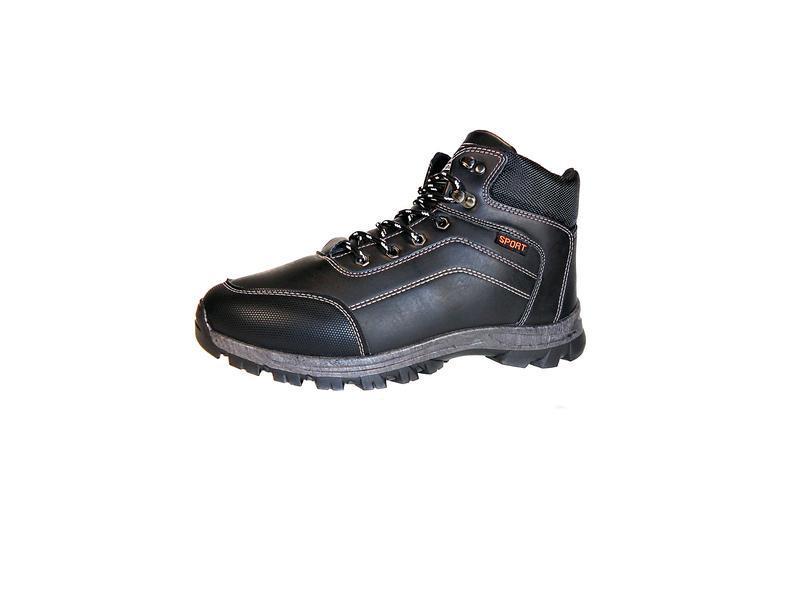 Мужские зимние ботинки на меху, спортивные, комфортные.