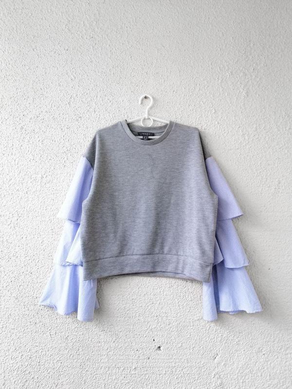 Свитшот рубашка