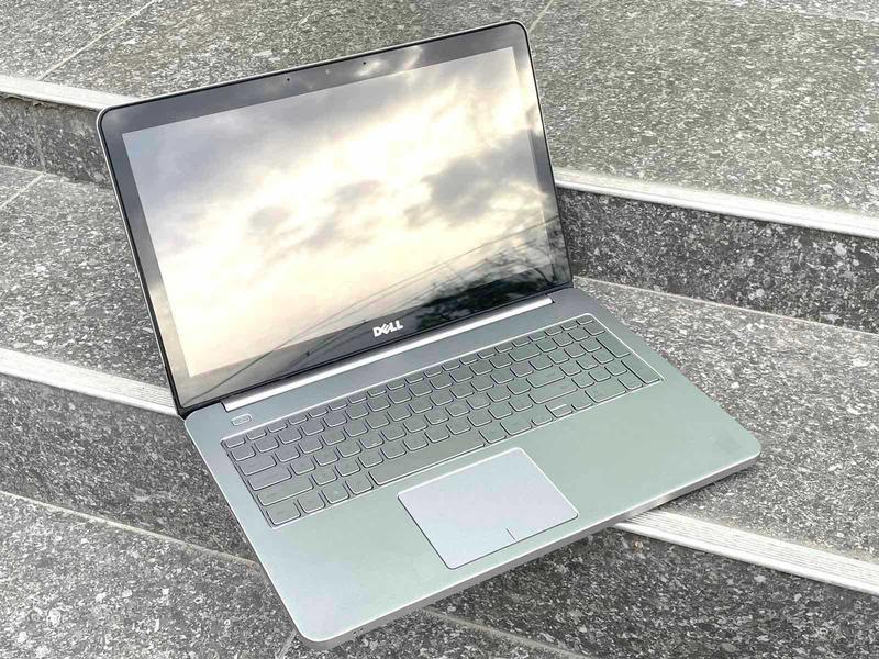 Сенсорный Ноутбук 15 дюймов в металле Dell Inspiron 7537