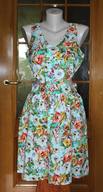 Стильное платье love