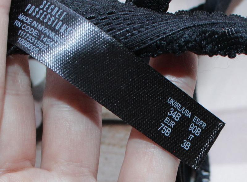 Новый комплект нижнего белья secret possessions. размер 75в - Фото 6