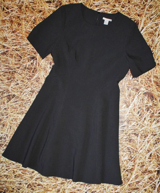 Новое платье h&m. размер 44 (l-xl)