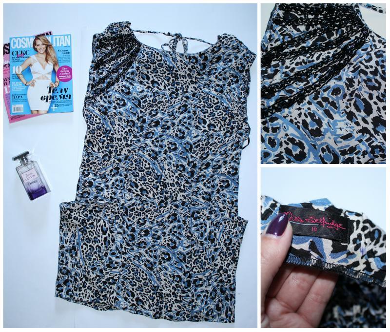 Платье-туника miss selfidge